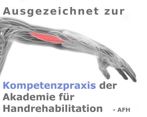 Kompetenzpraxis der Akademie für Handrehabilitation
